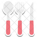 Spoon Knife Fork Icon