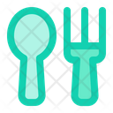 Spoon Fork Cooking Icon