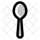 Spoon Food Background Icon