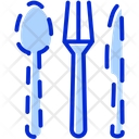 Spoon Knife Dinner Icon
