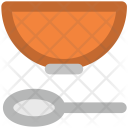 Spoon And Bowl Icon