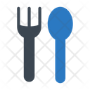 Spoon Fork Utensils Icon