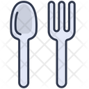 Spoon And For Fork Spoon Icon