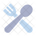 Food Fork Spoon Icon