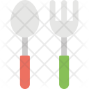 Spoon Fork Kitchen Icon