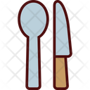Clutery Set Eating Icon