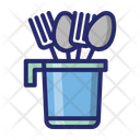 Spoon holder Icon