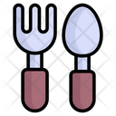 Kitchen Cutlery Utensils Icon