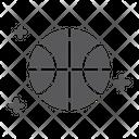 Sport Game Basketball Icon
