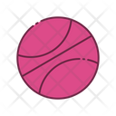 Sport Basket Ball Ball Icon