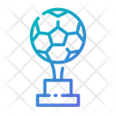 Sport Trophy Extra Curricular Activities Icon