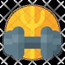 Sport Activity Gym Icon