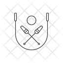 Sport Game Equipment Icon
