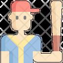 Sport Avatar Man Icon