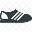 Sport Shoe Running Icon