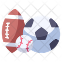 Sport Football Game Icon