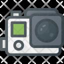 Sport Camera Gopro Icon