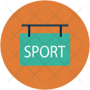 Sport Section Board Icon