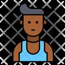 Sport Man Person Icon