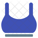 Sport Bra Undergarment Icon
