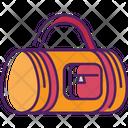 Sport Bag Bag Gym Icon