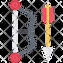 Sport Bow Icon