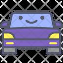 Sportcar Car Speed Icon