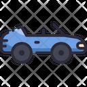 Vehicle Sport Transport Icon