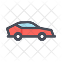 Sport Car Vehicle Car Icon