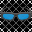 Sport glasses Icon