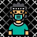 Sport Man Boy Avatar Icon