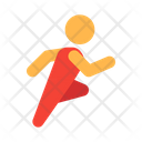 Mode Running Shot Icon