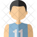 Sport Player Icon