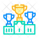 Sport Competition Color Icon