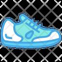 Sport Shoe Game Shoe Footwear Icon