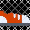 Sport Shoe Jogging Walking Icon