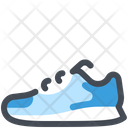 Sport Shoes Fitness Running Icon