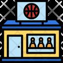Sport Building Shop Icon