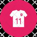 Sports Team Jersey Icon