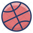 Sports Hard Ball Sports Equipment Icon