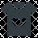 Sports Shirt Wear Icon