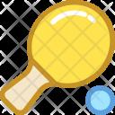 Sports Table Tennis Icon