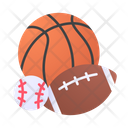 Sports Ball Football Icon