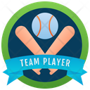 Sports Badge Icon