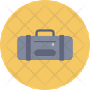 Sports Bag Baggage Luggage Icon