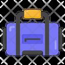 Gym Bag Fitness Bag Sports Bag Icon