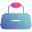 Sports Bag Duffle Bag Gym Bag Icon
