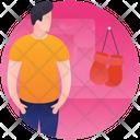 Sports Bag Sports Kit Player Bag Icon