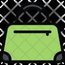 Sports Bag Athlete Icon