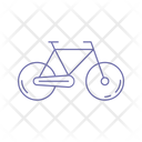 Sports Bicycle Icon